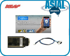 NESS ALARM ETHERNET MODULE IP232 Ethernet to RS-232 Port Bridge iComms APP
