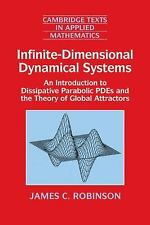 Cambridge Texts in Applied Mathematics: Infinite-Dimensional Dynamical...