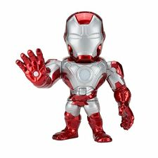 "Loot Crate DX Exclusive 6"" Light Up Iron Man Mark V Die-cast Figure Marvel POWER"