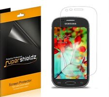 6X Supershieldz HD Clear Screen Protector For Samsung Galaxy Light (T-Mobile)