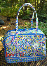 Brand NEW Vera Bradley Dog Carrier or a tote for any Pet in CAPRI BLUE fast ship