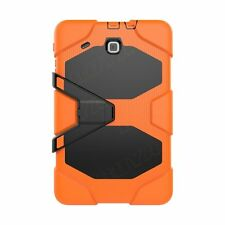 Full-Body Protective Case for Samsung iPad Tablet Stand Shockproof Rugged Cover
