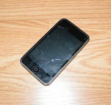 **FOR PARTS** Genuine Apple (A1213) Black 8GB 1st Generation ipod Touch **READ**