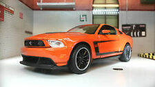 Ford Mustang 2012 Boss 302 Coupe 1:24 Scale Diecast Detailed Model Car 31269