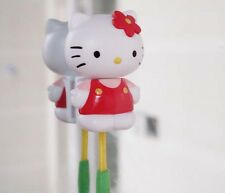 Hello Kitty Cute Figure Automatic Tooth Brush Cap Case Cover Holder K53
