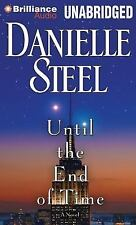 Until the End of Time by Danielle Steel (2013, CD, Unabridged)