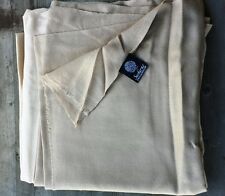 Suchiras Wool Silk Throw Taupe – Ret. $300 – New