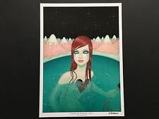 TARA MCPHERSON - The Weight of Water - art lithograph print SIGNED