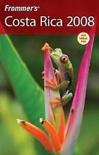 NEW - Frommer's Costa Rica 2008 (Frommer's Complete Guides)