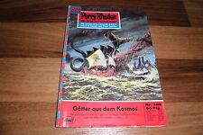 PERRY RHODAN  # 388 -- GÖTTER aus dem KOSMOS / Reklame Figur Gucky+Blue+Topsider