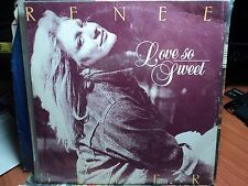 "Renee Geyer ""Love So Sweet"" Great Oz PS 7"""
