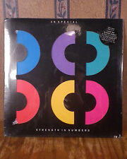 38 Special Strength in Numbers LP rared sealed original USA 1st pressing mint M-