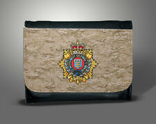 Royal Logistic Corps Men's Faux Leather Wallet