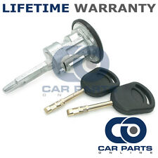 FOR FORD TRANSIT MK7 2006-13 FRONT RIGHT DRIVERS SIDE DOOR LOCK BARREL + 2 KEYS