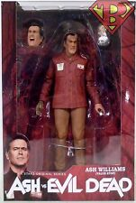 "VALUE STOP ASH Ash vs Evil Dead 7"" Starz TV Action Figure Series 1 Neca 2016"