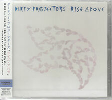 DIRTY PROJECTORS Rise Above 2005 Japanese 13-trk sample CD bonus tracks sealed