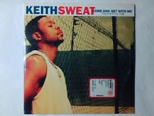 KEITH SWEAT Come and get with me cd singolo 2 TRACKS GERMANY SNOOP DOGG