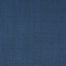 Holland and Sherry Light Blue S100's Wool & Mohair Suiting - Length = 3.50 Mtrs