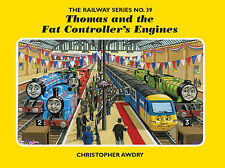 SIGNED THOMAS AND THE FAT CONTROLLER'S ENGINES CHRISTOPHER AWDRY RAILWAY SERIES