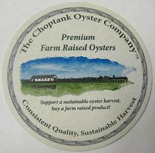 CHOPTANK OYSTER COMPANY Coaster, MAT, Marinetics, Inc., Cambridge, MARYLAND Farm