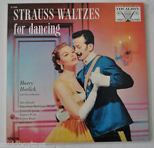 HARRY HORLICK: Strauss Waltzes for Dancing Vocalion