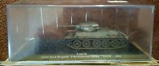 Altaya T-34/76 130th Tank Brigade 21st Armored Corps USSR 1942 Tank New