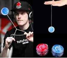 New Fashion Light Up Yoyo Trick Yo Yo Clutch Mechanism Child Toy Speed Ball