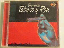 Tabaco Y Ron Salsa De Verda, Que Se Sepa & Te Lo Dije, 3 CD's