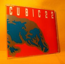 MAXI Single CD CUBIC 22 Come Together / Night In Motion 6TR 1994 house techno