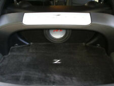 "ZEnclosures 1-10"" (TYPE 2) Sub Subwoofer Box for the Nissan 350z Coupe NEW!"