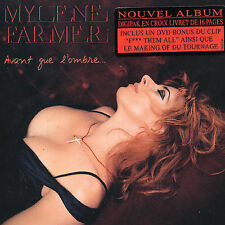 Music Video Dist Farmer M-mylene Farmer-avant Que Lorbre [dvd/w/digi Cd] by Myl