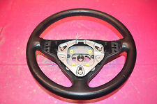 MERCEDES W169 A180 CDI AUTO 2005 BLACK LEATHER STEERING WHEEL 1694600203
