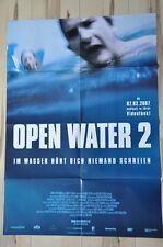 Filmposter A1 Neu Filmplakat Poster Plakat Open Water 2