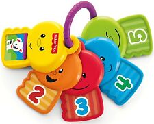 Fisher Price Count & Explore Keys . Baby Activity Toy . 6 Months +