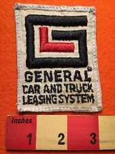 GL General Logistics GENERAL CAR & TRUCK LEASING SYSTEM Patch Trucking 66WB
