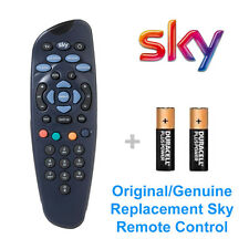 Original Sky100 Standard Remote Control Genuine Sky Remote Not A Copy - BLACK