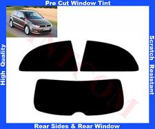 Pellicola Oscurante Vetri Auto Pre-Tagliata VW Polo 3Porte 2009-2013 da 5% a 50%