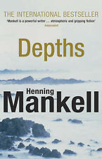 Henning Mankell Depths Very Good Book