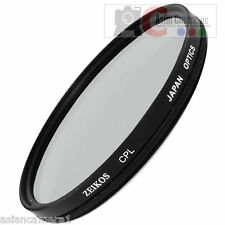 52mm CPL Circular Polarizer Cir Polarizing PL-Cir C-PL Glass Lens Filter 52 mm