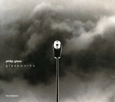 Glass: Glassworks - Philip Glass (2001, CD NEUF)