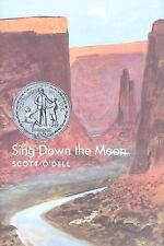 Sing Down the Moon O'Dell, Scott Hardcover