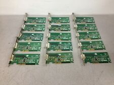 QTY15 Lot Dell Workstation KH276 Video Graphics Card Full Height PCI-E DVI