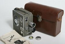 Nizo Cine S2T 8mm Movie Camera - collectors display vintage old cine