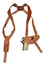 Tokarev TT, 1911, Sig Sauer P238/938, Shoulder gun holster genuine leather 101-1