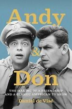 Andy Griffith Show Don Knotts Book The Making Of A Friendship Daniel de Vise DVD