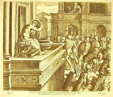 David la toilette de Bethsabee La Bible Nicolas Chaperon 1649 a Raphaël religion