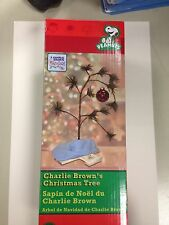 Charlie Brown Christmas Tree Peanuts Snoopy Woodstock Lucy  Linus