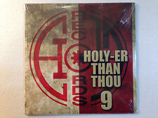 V/A - HOLY-ER THAN THOU 9 2006 1PR PROMO SEALED! ORPHANED LAND TYRANT RAJNA