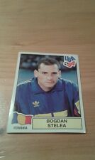 N°91 BOGDAN STELEA # ROMANIA PANINI USA 94 WORLD CUP ORIGINAL 1994