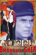 BHOOKHA SHER - DHARMINDRA - NEW ORIGINAL EROS BOLLYWOOD DVD – FREE UK POST